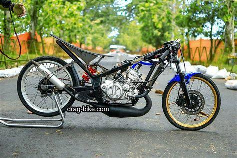 Gambar Motor Indonesia by 50 Foto Gambar Modifikasi R Drag Bike Racing Drag