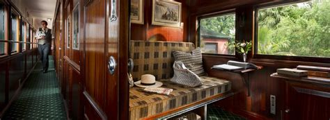 Pullman Cabin by The Pullman Suites Luxury Tours Rovos Rail