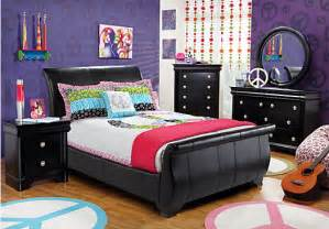 Sleigh Bed Crib Miranda Full Black 5pc Upholstered Bedroom Full Bedroom