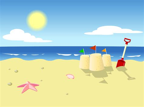 wallpaper cartoon beach kid wallpapers wallpaper cave