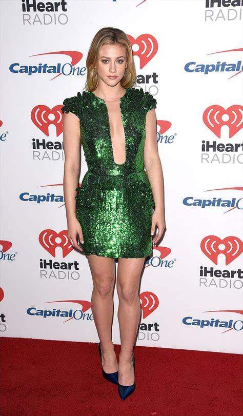 lili reinhart lifestyle riverdale star lili reinhart in shrek dress