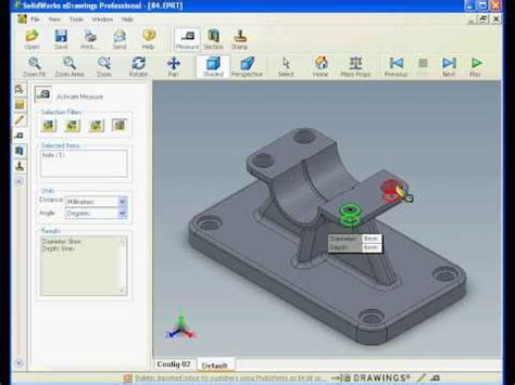 tutorial solidworks 2010 solidworks 2010 edrawings tutorials youtube