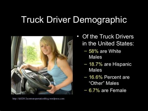 truck driver facts
