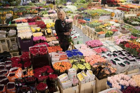 In Pictures New Covent Garden Flower Market Opens For Covent Garden Flower Market