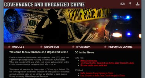 organized crime organized crime images
