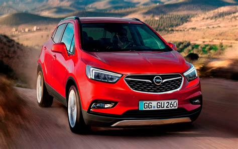 opel mokka 2016 opel mokka x previews upcoming buick encore refresh