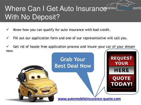 Check Car Insurance by Where Can I Get No Credit Check Car Insurance Quote