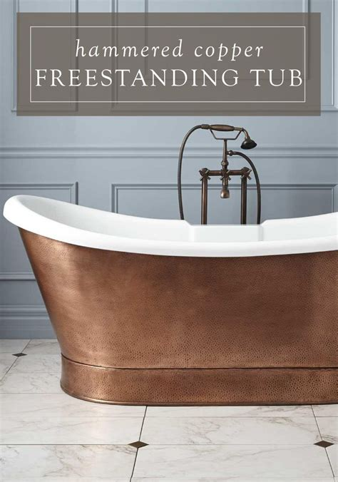 7 Amazing Uses For A Copper by Best 25 Copper Tub Ideas On Amazing Bathrooms