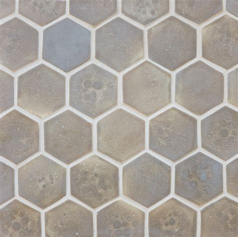 Honeycomb Mosaic Floor Tiles by Stardust Honeycomb Rustic Wall And Floor Tile Other