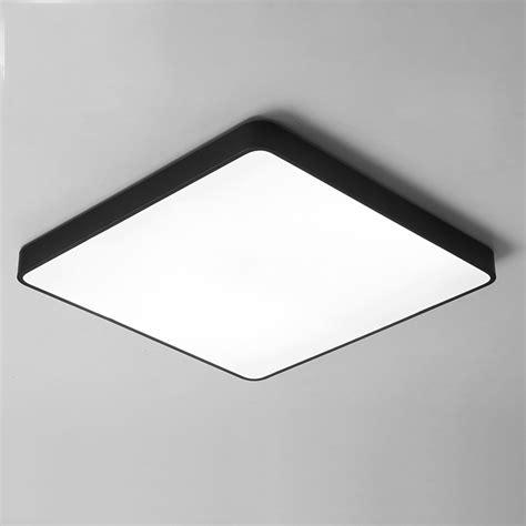 Rectangular Flush Mount Led Lights Big Rig Chrome Shop 3 Rectangular Ceiling Light