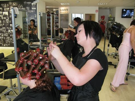 beauty school perm 113 best images about rollers on pinterest rolled hair