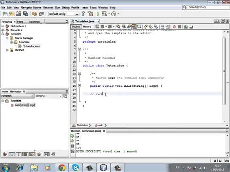 tutorial java y netbeans ciclo for y ciclo while en java netbeans youtube
