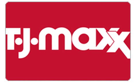 Tj Maxx E Gift Card - t j maxx gift card gift cards gift certificates icard gift cards