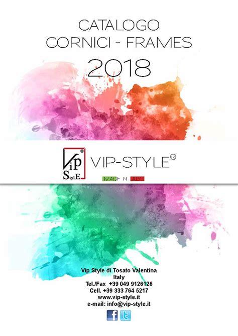 catalogo cornici catalogo cornici legno silver 2018 vip style cornici