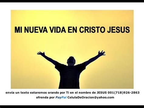 imagenes de la vida nueva viviendo una nueva vida en cristo jesus youtube