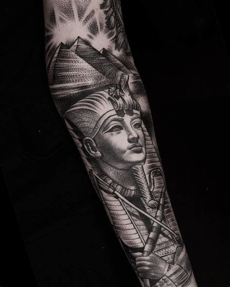 egyptian pyramid tattoo 1 886 likes 7 comments tattoosnob tattoosnob on