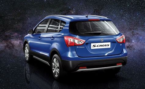 maruti suzuki sx4 s cross price maruti suzuki s cross prices slashed limited edition