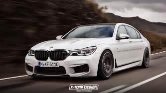 Bmw M7 2016 2016 Bmw 7 Series Virtually Imagined As An M7