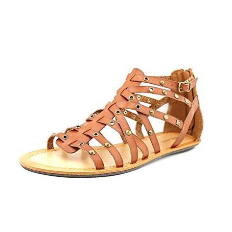 gladiator sandals nine west nine west s caged gladiator sandals