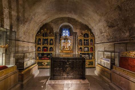 camara de oviedo camara santa y claustro catedral de san salvador de oviedo