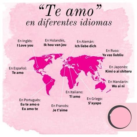 imagenes de te amo en diferentes idiomas te amo en diferentes idiomas foro manualidades para