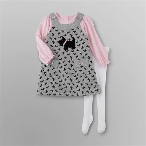 Set Jumper Hk Kid wonderkids infant toddler s jumper set scottish terrier