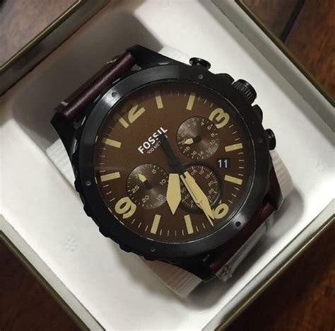 Fossil Jr 1502 reloj fossil nate jr1502 acero inox nuevo en caja garantia
