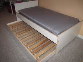 Trundle Bed Ikea Trundle Bed Ikea