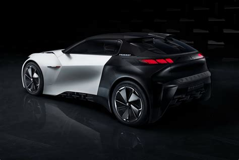 peugeot concept peugeot s new fractal coupe hatch convertible concept in