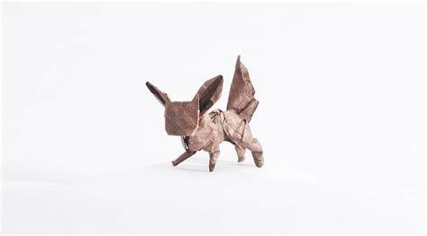 Eevee Origami - origami from the best generation part 2