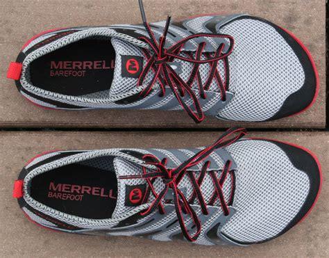 zero drop cushioned running shoes merrell bare access running shoe review zero drop