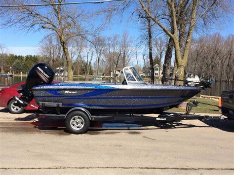 triton boats for sale triton 186 fishunter boats for sale