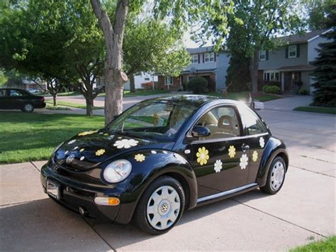 volkswagen beetle flower volkswagen beetle with flower stickers volkswagen beetle