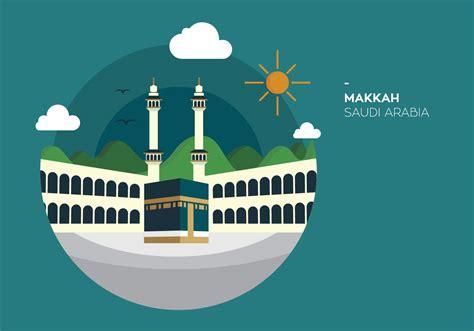 Poster Islami Kaaba Kabah Masjidil Haram Mekah Arab 09 Ukuran 60x90cm makkah kabah vector free vector stock