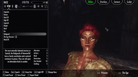 how to create cute character on skyrim steam community skyrim race menu presets not working female face mod