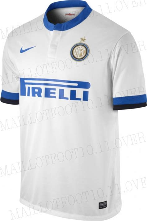 Inter Away inter milan home and away shirts for 2013 14 season leaked photos world soccer talk