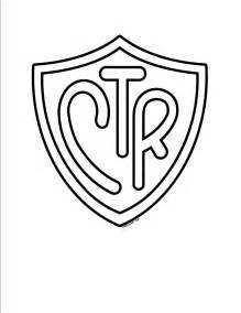 ctr shield coloring page free coloring pages of choose the right lds