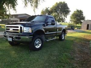 purchase used 2005 ford f 250 diesel standard cab 6 speed