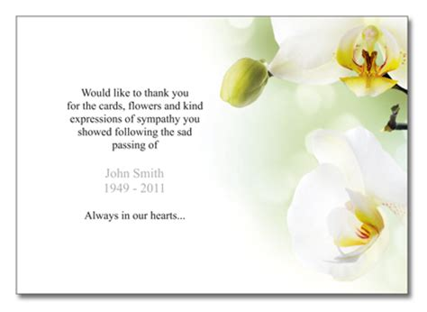 a funeral thank you card with images 183 jsrathbun 183 storify