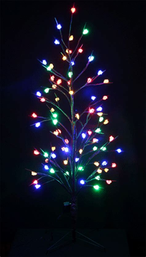 how to change christmas lights from steady flashing