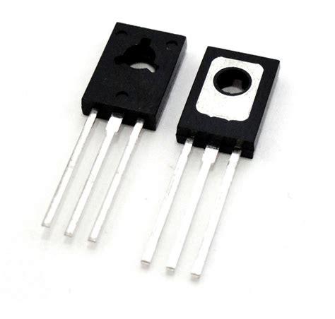 bd140 transistor circuit electronics