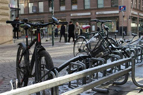 Municipal Bike Racks by Bicycle Racks The The Bad And The
