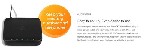 at t launches new lte based home phone and service