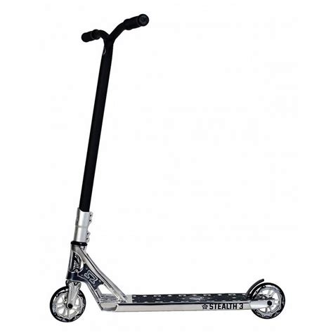 cadenas trottinette freestyle trottinette freestyle ao scooters stealth 3 chrome
