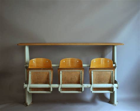 Banquette Bench For Sale by Jean Prouve Quot Hitheatre Banquette Quot Bench For Sale At 1stdibs