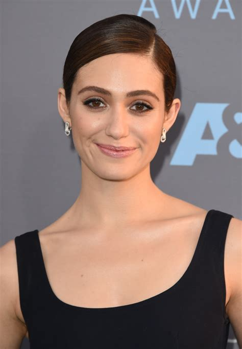 emmy rossum eye makeup hairstyle makeup trends 2017 2018 best celebrity beauty