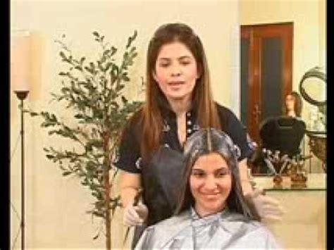 keune hair rebonder kiran khan s rebounding at amber s salon youtube