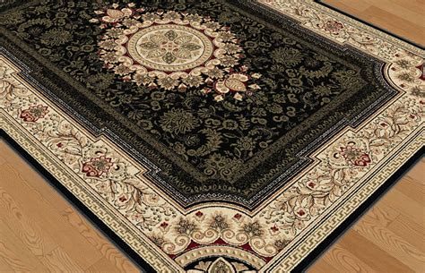 oval rugs 6x9 6x9 oval sensation bordered black scrolls flower 4723 area rug approx 6 7 quot x9 6 quot ebay