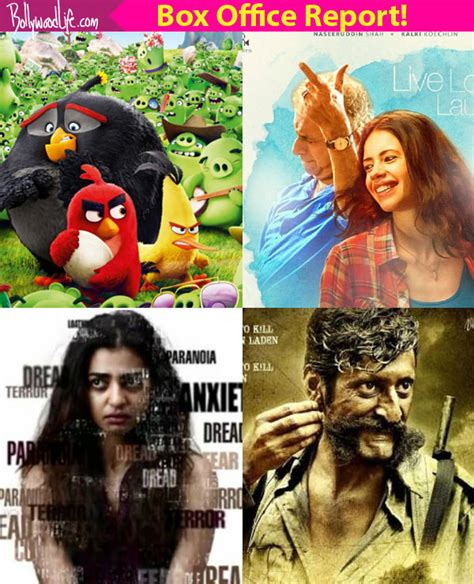 Box Office Forum by Box Office Report The Angry Birds Dominates