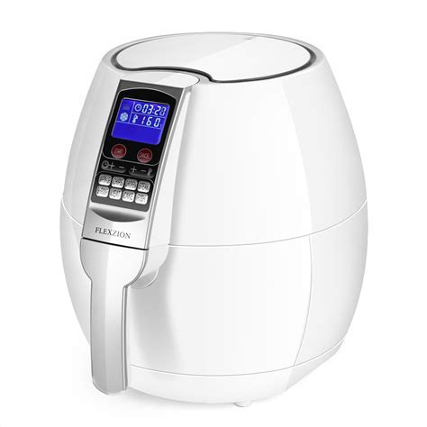 Electric Air Fryer Cooker Oil Less Dry Hot Air Steam Fryer